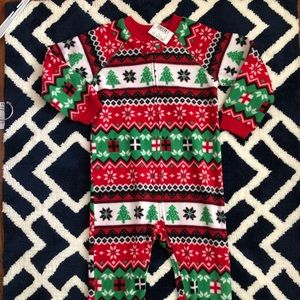 Children's Place 3T Holiday Pajamas